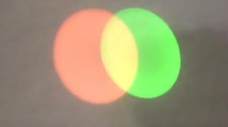Le myst re des couleurs notre cerveau fabrique sa r alit apprendre sur soi et avancer - Jaune et vert donne quelle couleur ...